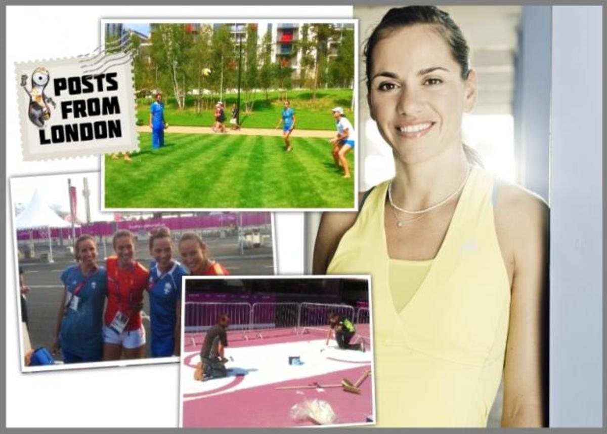 Εντυπώσεις, νέα και συναισθήματα από την καρδιά των Ολυμπιακών. From London With Love   Newsit.gr