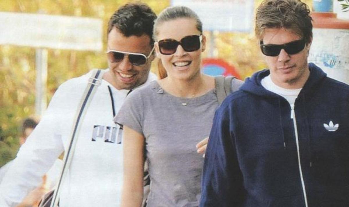Μ. Χρουσαλά: Χαλαρή βόλτα στην παραλία και οι φήμες για την εγκυμοσύνη της!   Newsit.gr