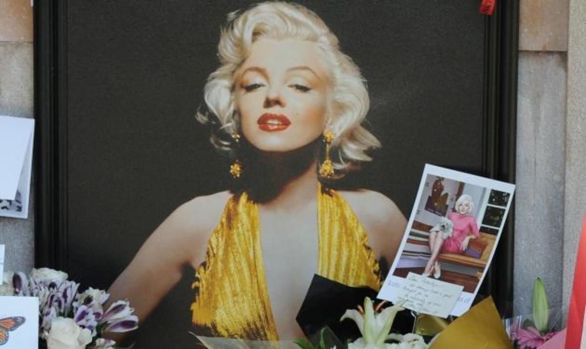M. Monroe: Μισό αιώνα μετά είναι ακόμα είδηση! | Newsit.gr