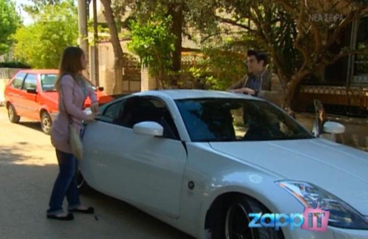 Βασιλιάδες: Ο Λεωνίδας και ο Μηνάς βλέπουν τη Μαρίνα να βγαίνει από το αυτοκίνητο του Σταύρου και τσακώνονται! | Newsit.gr