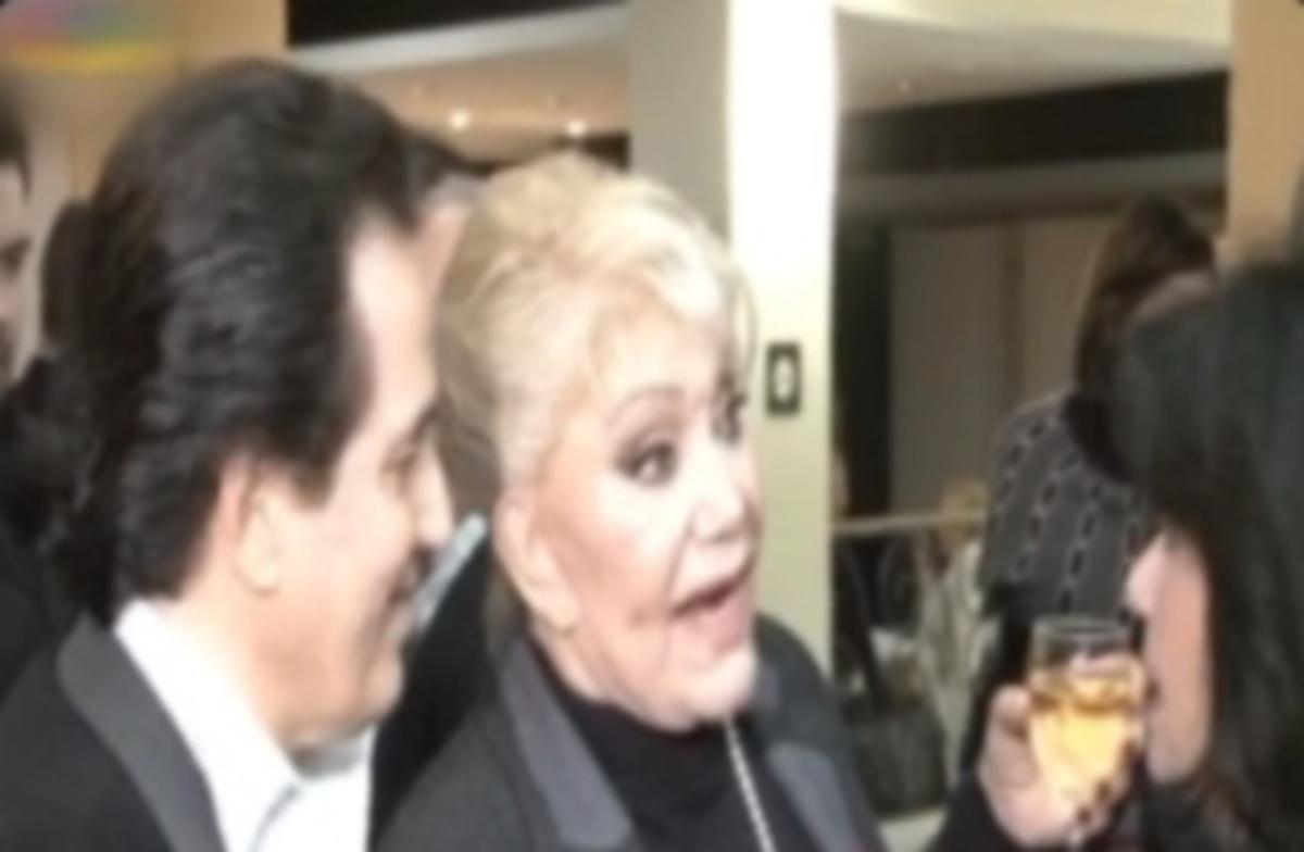 Η απίστευτη φράση που είπε η Μαρινέλλα όταν είδε την σύζυγο του Πασχάλη, Αλίκη Αρβανιτίδη! | Newsit.gr