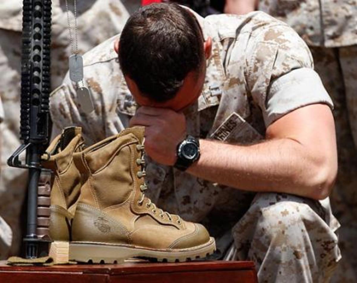 154 αυτοκτονίες στρατιωτών σε 155 ημέρες! Δείτε βίντεο | Newsit.gr