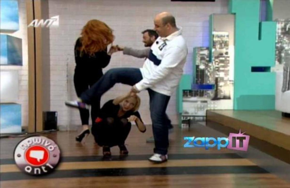 Ο Μάρκος Σεφερλής έκανε δοκιμαστικό για το Dancing! | Newsit.gr