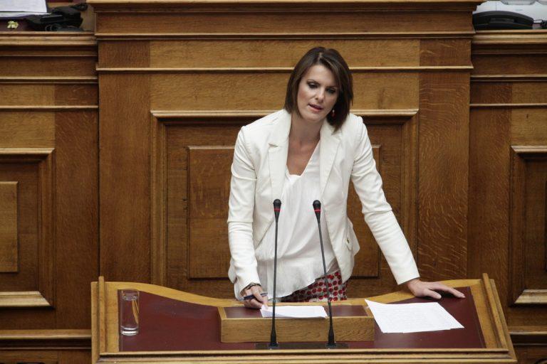 Έφυγε από το Ποτάμι η Κατερίνα Μάρκου – Ανεξαρτητοποιήθηκε | Newsit.gr