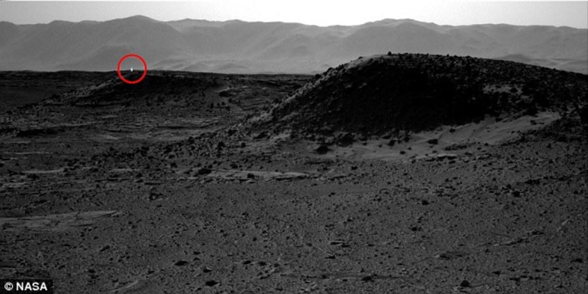 Τι είναι αυτό το μυστηριώδες φως στον πλανήτη Άρη; – ΦΩΤΟ | Newsit.gr