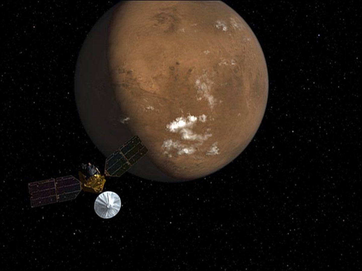 Διαστημόπλοιο στον Αρη στέλνουν οι Ινδοί   Newsit.gr