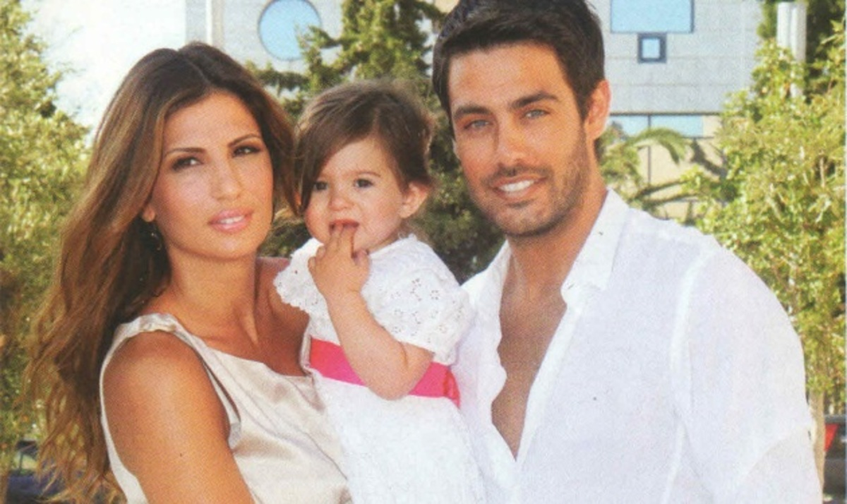 Κ. Μαρτάκης: Νονός στη βάφτιση της ανιψιάς του! | Newsit.gr