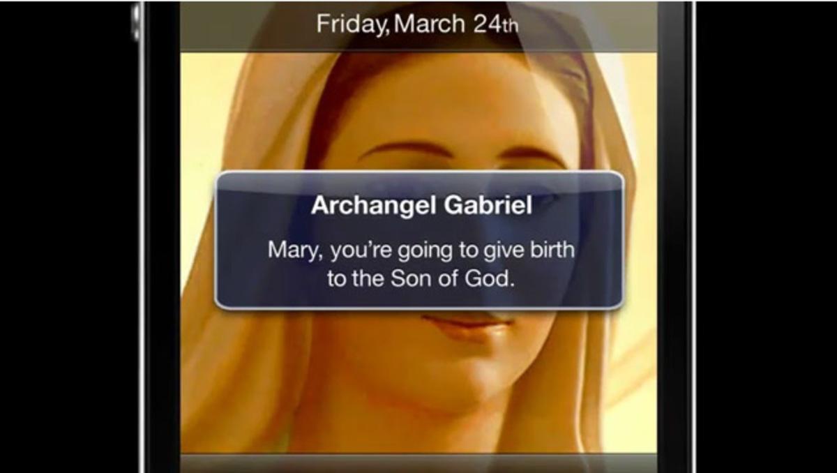 Πως θα ήταν η ιστορία της Γέννησης του Χριστού αν γινόταν σήμερα | Newsit.gr