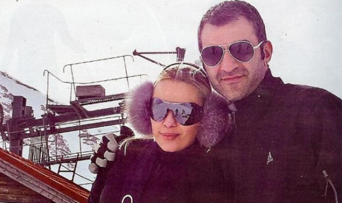 Τ. Δέλλας – Γ. Μαστροκώστα: Οικογενειακή απόδραση στην Αράχωβα! | Newsit.gr