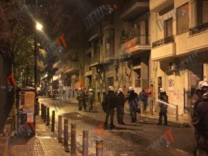 Επέτειος δολοφονίας Αλέξανδρου Γρηγορόπουλου: Όλα όσα συνέβησαν στις πορείες και στα επεισόδια στα Εξάρχεια
