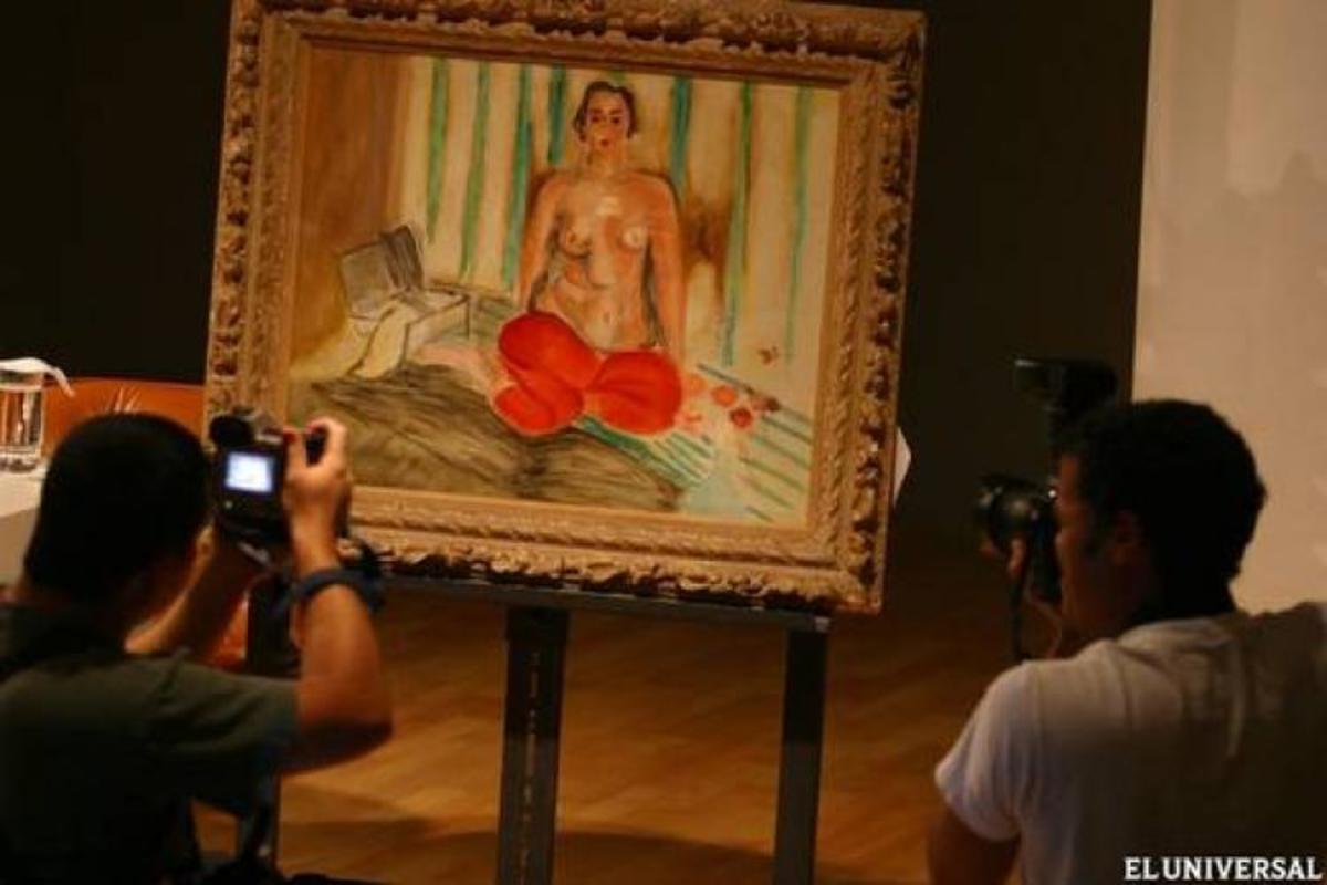 Βρήκαν τον κλεμμένο πίνακα του Ματίς των 3 εκατ. δολαρίων μετά από 10 χρόνια! | Newsit.gr