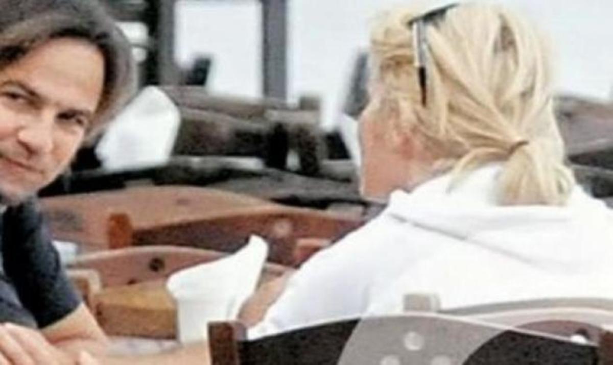 Φωτογραφίες Μενεγάκη-Παντζόπουλου στο Οk! | Newsit.gr