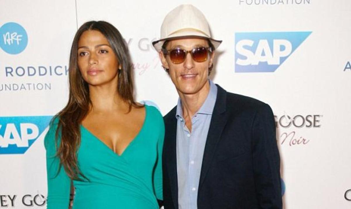 Μπαμπάς για τρίτη φορά ο Matthew McConaughey! | Newsit.gr