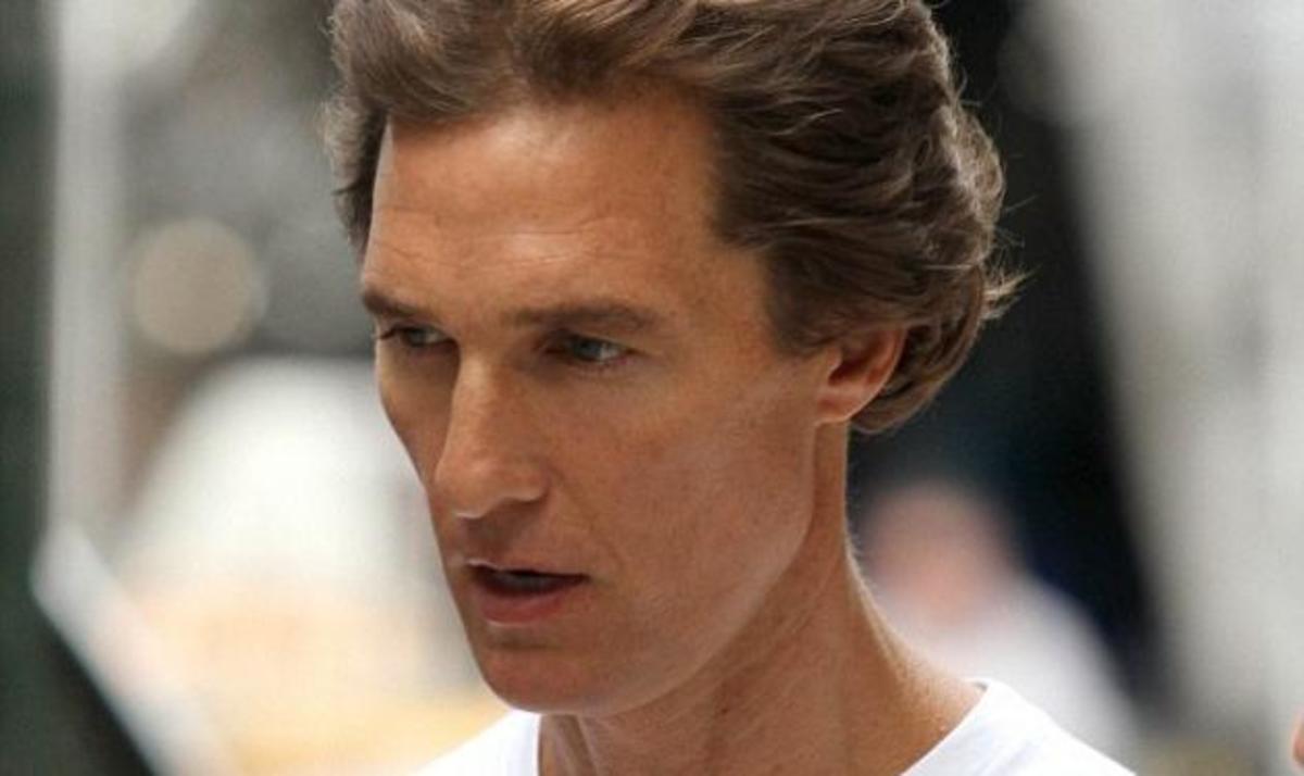 Στα πρόθυρα της νευρικής ανορεξίας ο Matthew MacConaghey | Newsit.gr