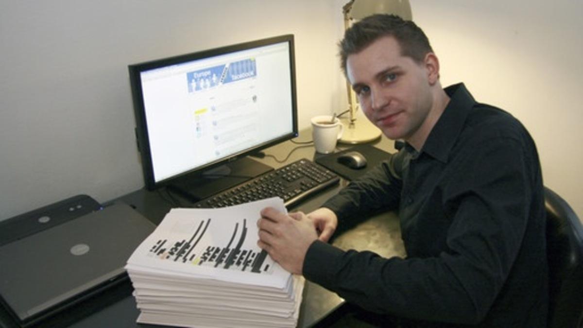 Χρήστης απαίτησε όλα τα δεδομένα του από το Facebook! | Newsit.gr