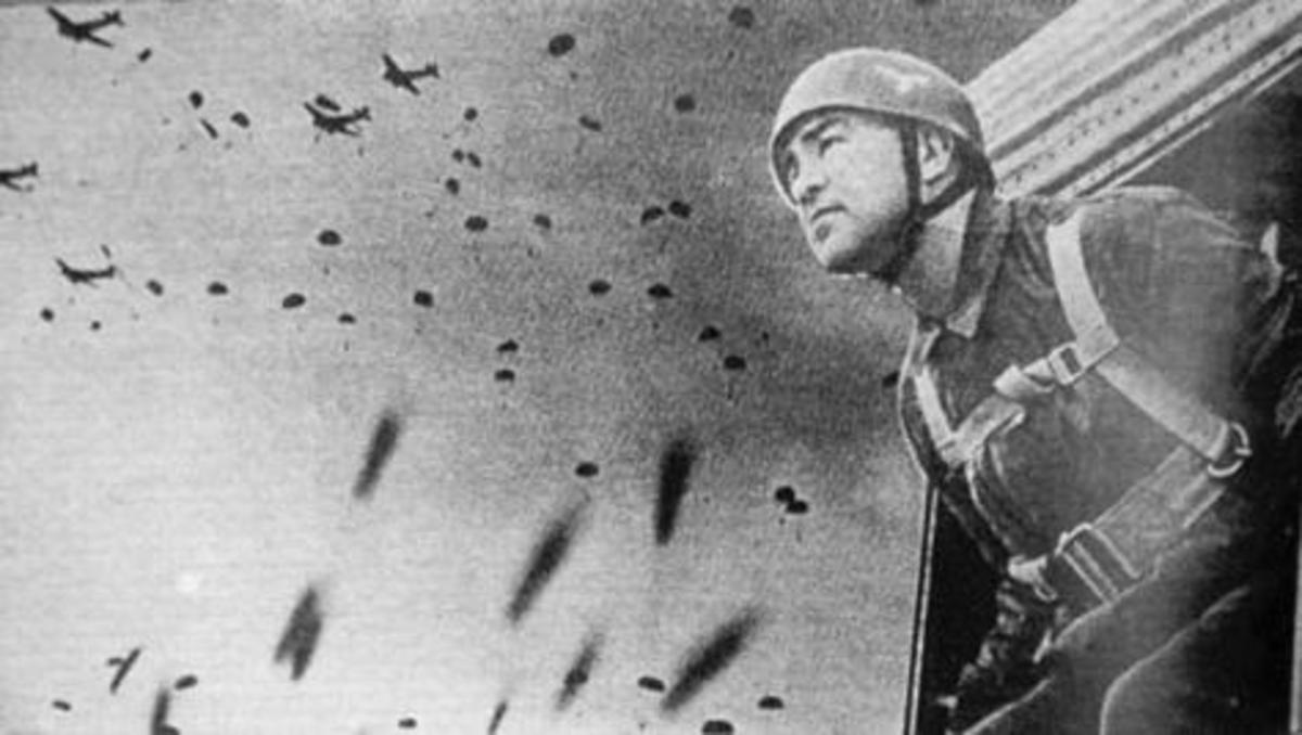 Κρήτη: Ένα νεκροταφείο για τις επίλεκτες δυνάμεις του Χίτλερ! | Newsit.gr