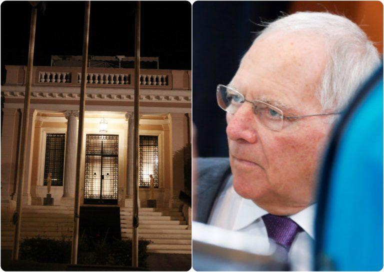 Μαξίμου: «Αν φύγει το ΔΝΤ η αξιολόγηση κλείνει άμεσα χωρίς νέα μέτρα» | Newsit.gr