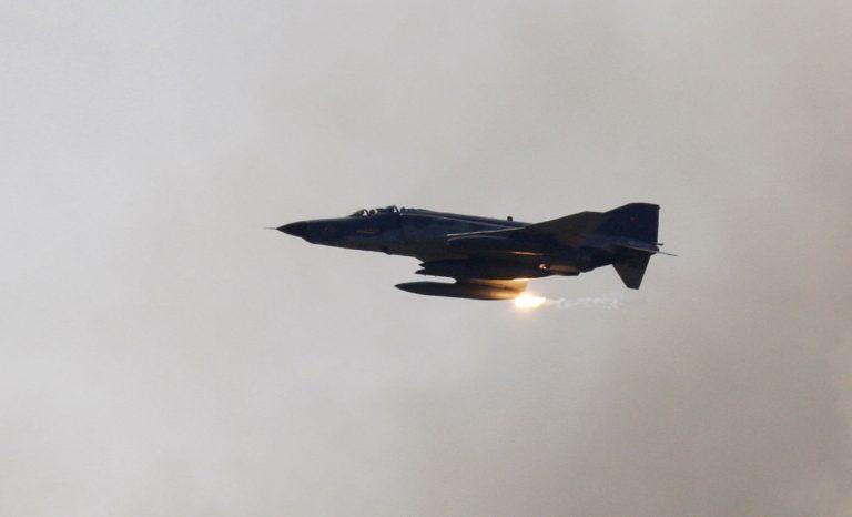Άγκυρα: Το μαχητικό πετούσε στο διεθνή εναέριο χώρο – Βρέθηκαν τα συντρίμμια | Newsit.gr