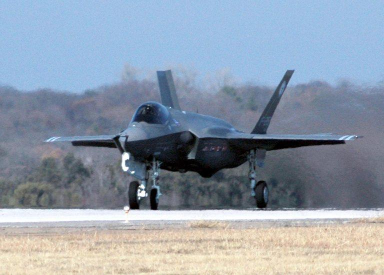 Καθηλωμένα τα F-35 – Το Πεντάγωνο εντόπισε ρωγμή στο πτερύγιο   Newsit.gr
