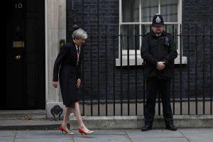 Brexit: Ένα ακόμη εμπόδιο στο δρόμο της Τερέζα Μέι