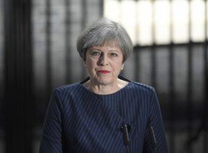Βρετανία live: Εκλογές στις 8 Ιουνίου ανακοίνωσε η Τερέζα Μέι
