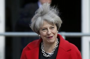 Brexit: Η Μέι θα «παλέψει» για το Γιβραλτάρ