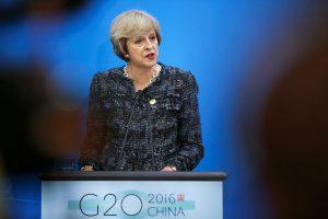 Δημοσκόπηση: Απογοητευμένοι οι Βρετανοί από την Τερέζα Μέι