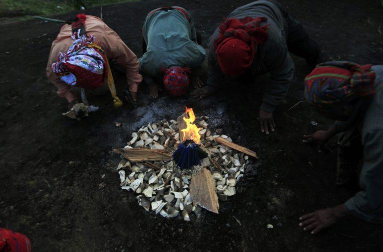 Γιόρτασαν το… τέλος του κόσμου στη Γουατεμάλα (ΦΩΤΟ & VIDEO) | Newsit.gr