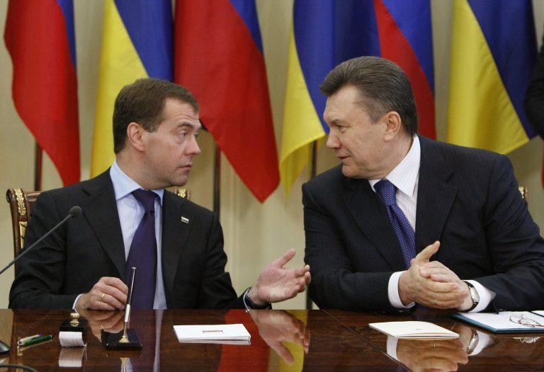 Συμφωνία Ρωσίας-Ουκρανίας για το φυσικό αέριο | Newsit.gr