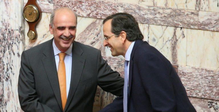 Ο Βαγγέλης Μεϊμαράκης Πρόεδρος του Ιδρύματος Κ. Καραμανλής   Newsit.gr