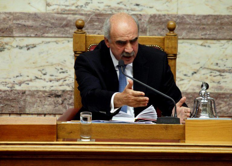 Μεϊμαράκης σε ΣΥΡΙΖΑ : «Λειτούργησα σύμφωνα με το σύνταγμα και τους νόμους»   Newsit.gr