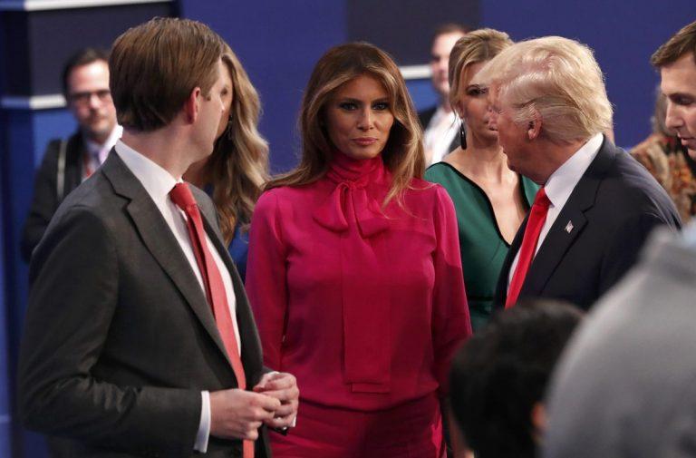 Μελάνια Τραμπ: Μπρος στον… Λευκό Οίκο, τι είναι ένα σεξιστικό σχόλιο… | Newsit.gr