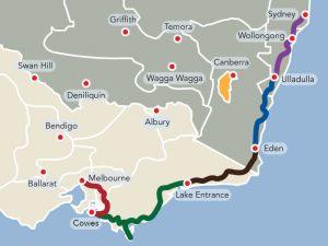 Μελβούρνη – Σίδνεϊ μια ώρα δρόμος με τρένο… Flash Gordon!