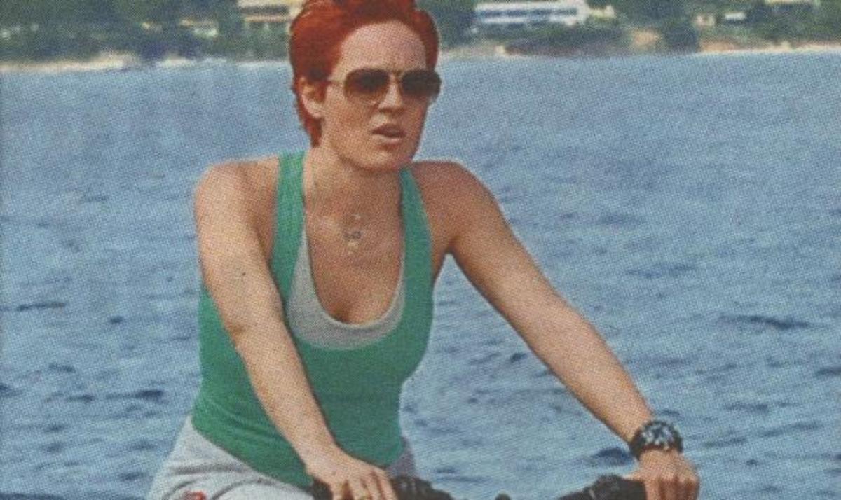 Ε. Μελέτη: Βόλτα με το ποδήλατο στις Σπέτσες! | Newsit.gr