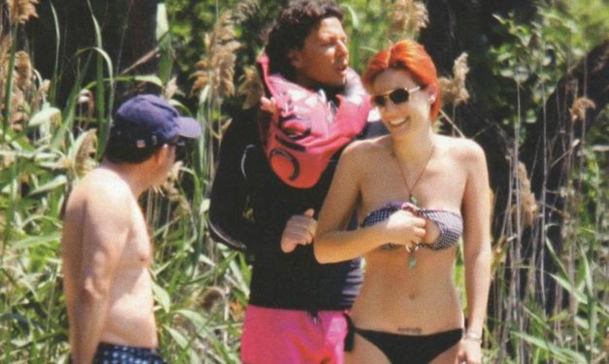 Ε. Μελέτη: Νέα hot εμφάνιση στην παραλία! Δες φωτογραφίες | Newsit.gr