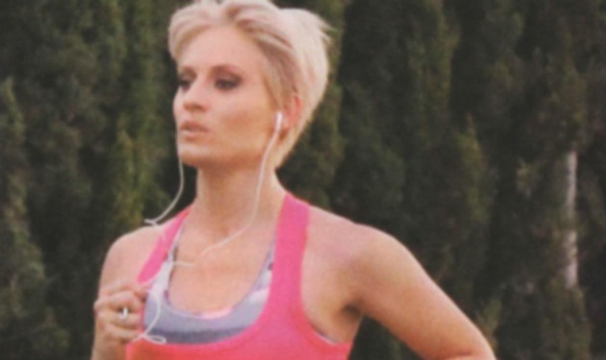 Ε. Μελέτη: Περνάει τα απογεύματα πηγαίνοντας για τρέξιμο! | Newsit.gr