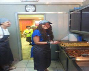 Η Μελίνα Ασλανίδου μαγείρεψε για την «Αποστολή»