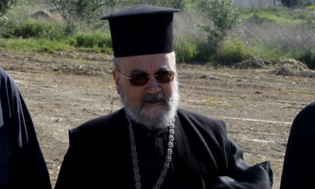 Εκοιμήθη ο Μητροπολίτης Μαραθώνος Μελίτων   Newsit.gr