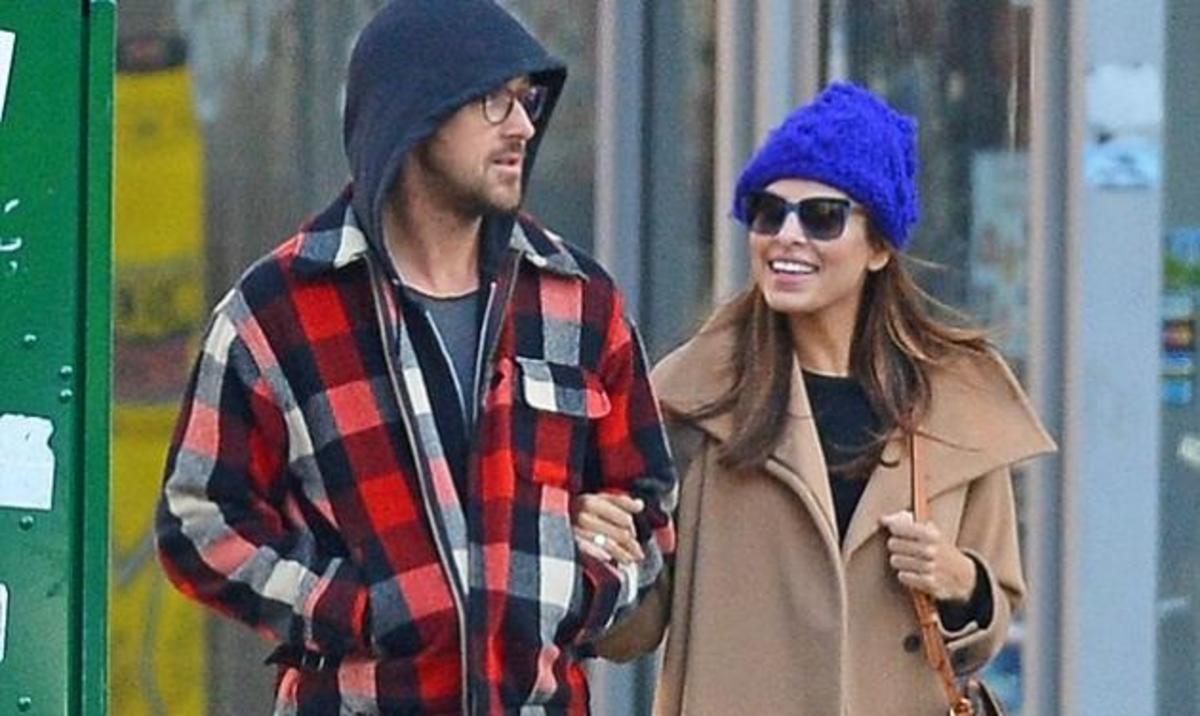 Ryan Gosling – Eva Mendes: Eρωτευμένοι την ημέρα των Ευχαριστιών! | Newsit.gr