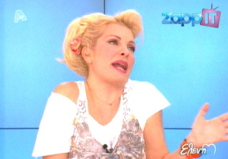 Μενεγάκη: «Τι θα πει παραπανίσια κιλά»;   Newsit.gr