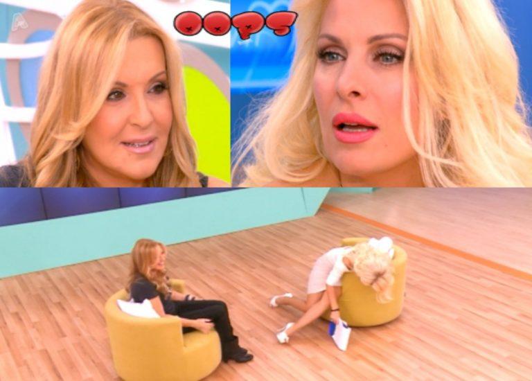 Πρωτοφανής γκάφα! Η Μενεγάκη νόμιζε πως το My Number One της Παπαρίζου έχει ελληνικό στίχο! | Newsit.gr
