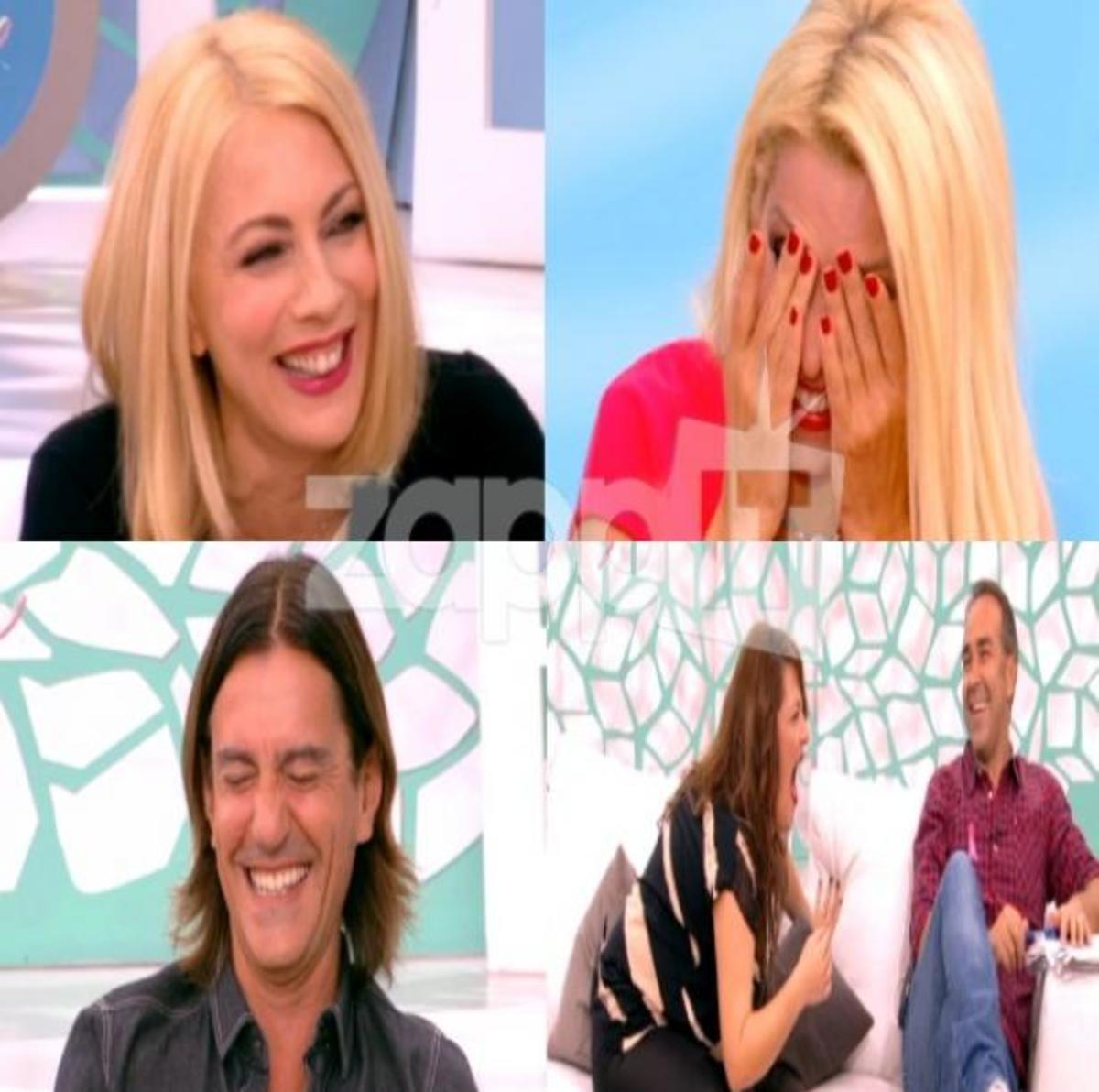 Η απίστευτη απορία της Ελένης Μενεγάκη για τη Μαρινέλλα!   Newsit.gr