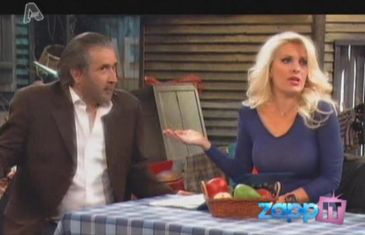 Η Ελένη Μενεγάκη έκανε guest στο Αλ Τσαντίρι! | Newsit.gr
