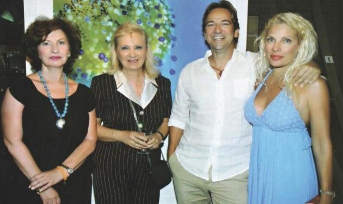 Ελένη Μενεγάκη: Ποια είναι τελικά η σχέση της με την μητέρα του Ματέο; | Newsit.gr