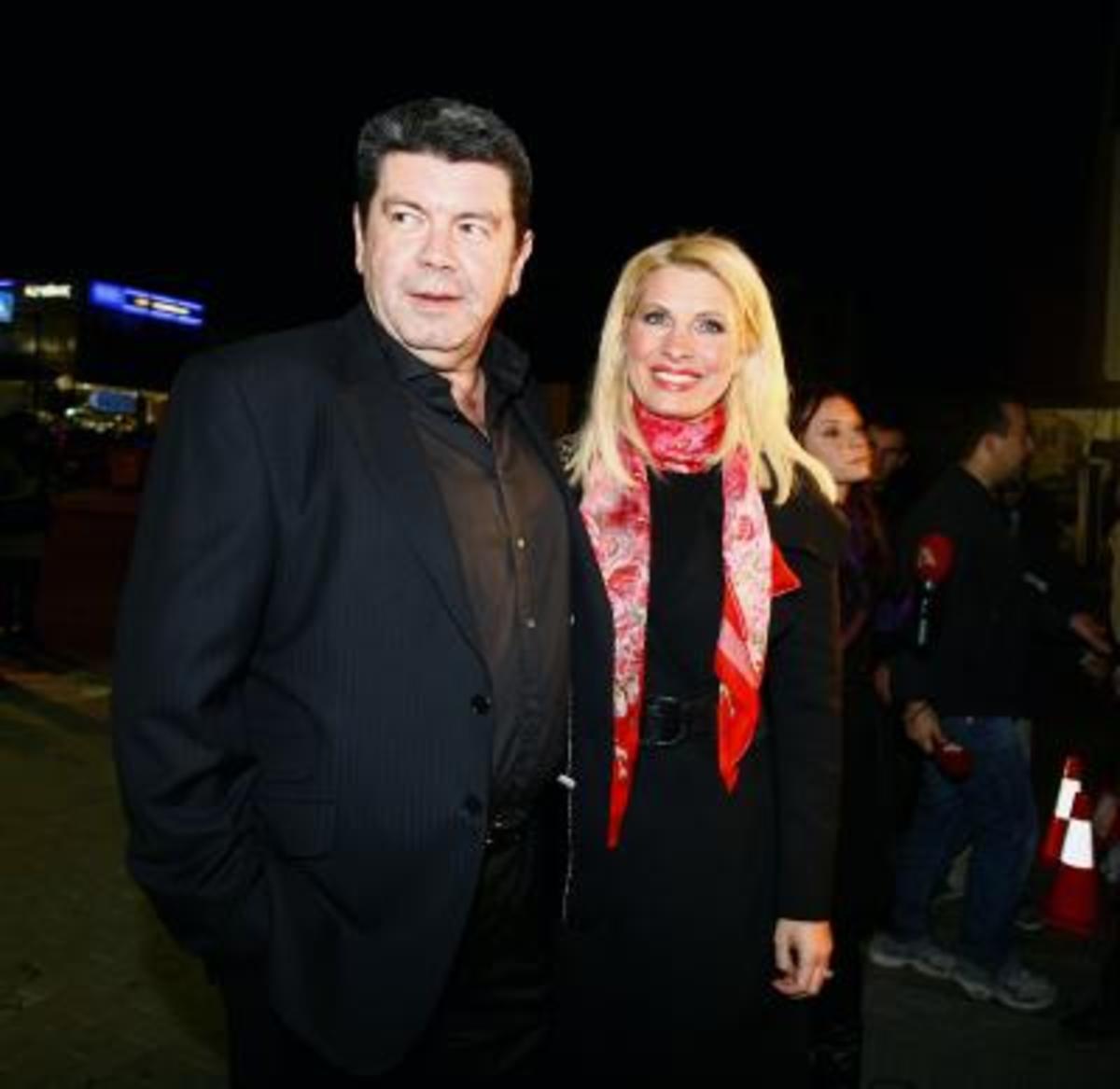 Xώρισαν Μενεγάκη-Λάτσιος! | Newsit.gr
