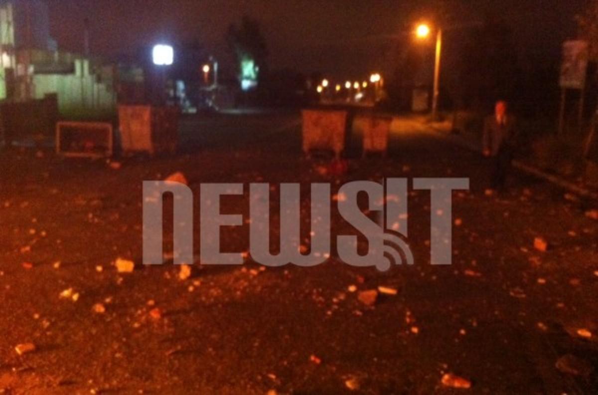 Πάλι στους δρόμους οι κάτοικοι του Μενιδίου για το κέντρο λαθρομεταναστών   Newsit.gr