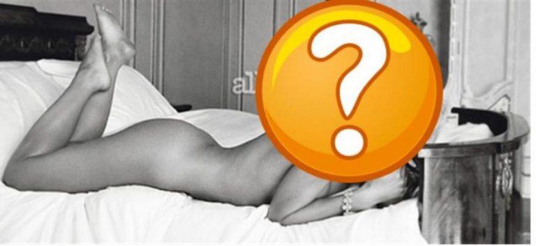 Πασίγνωστη Ελληνίδα παρουσιάστρια κάνει ολόγυμνη φωτογράφιση για πρώτη φορά!   Newsit.gr