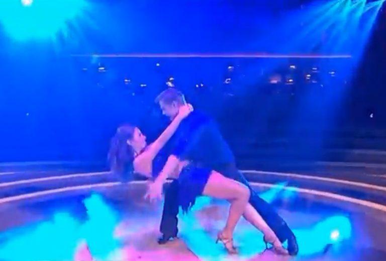 Η πρώτη εμφάνιση της Μαρίας Μενούνος στο Dancing! | Newsit.gr