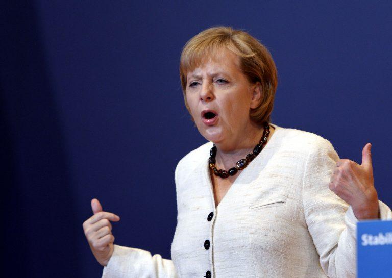 Μόνος καημός για τη Μέρκελ να μην σταματήσει η λιτότητα | Newsit.gr