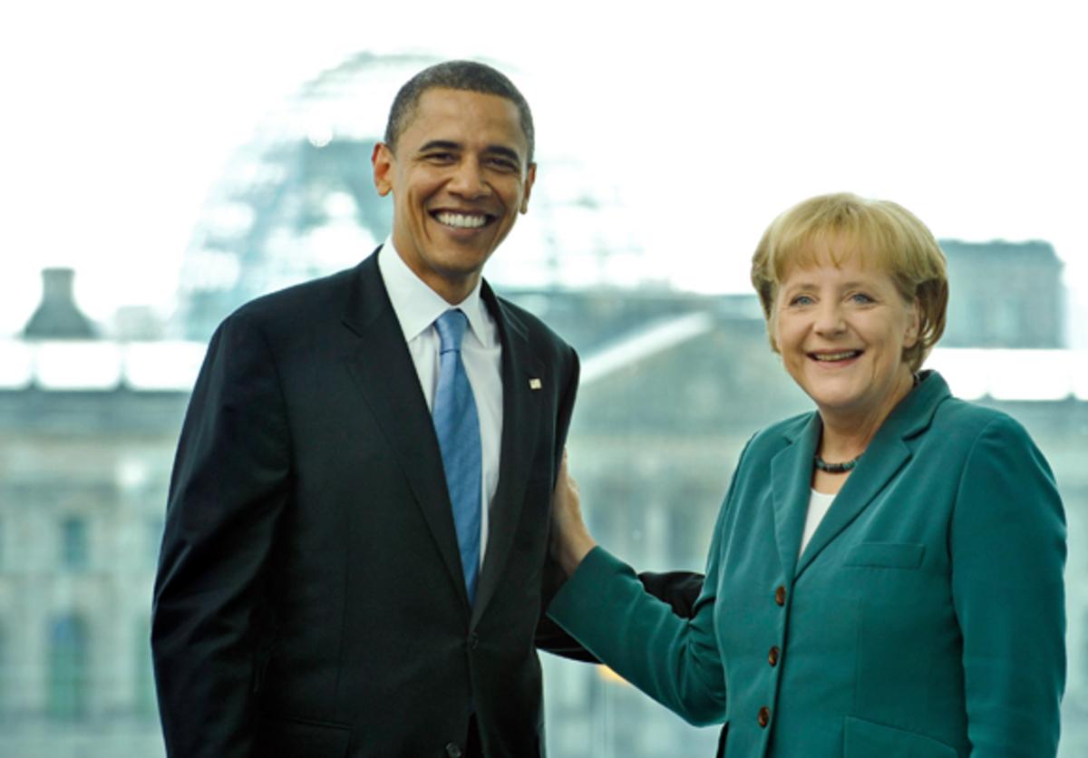 Στις ΗΠΑ σήμερα η Μέρκελ | Newsit.gr